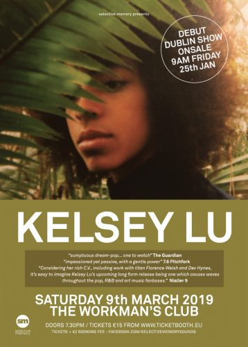 Kelsey Lu Dublin